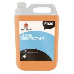 Selden Lemon Disinfectant Premium 1x5ltr