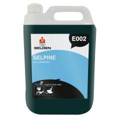 Selden Selpine Pine Disinfectant 1 X5ltr