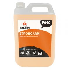 Selden Strongarm Water/soluble 1 X 5ltr   F040