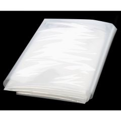 """H/d Clear Med-duty Bags 18x29x39"""" X200 