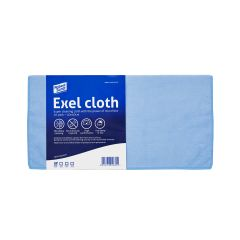Microfibre Cloth 40 X 40cm Blue 1 X 1 | MF40CBL