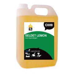 Selden Seldet Lemon Wash Liquid 1 X 5ltr | C009
