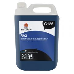 Selden Ra2 Auto Rinse Aid  1 X 5ltr