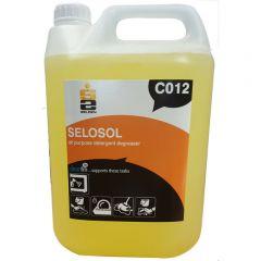 Selden Selosol Degreaser H/duty 1 X 5 Lr