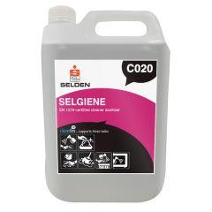 Selden Selgiene Sanitiser Detergent 5ltr