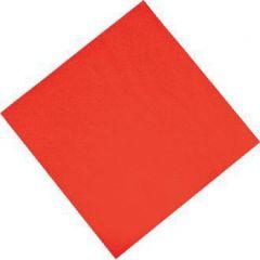 Napkins 2ply Flame Red 40cm 1000/case | FJ74451B