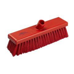 "Hygiene Brush Head 12"" Medium Red | B758-R"