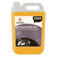 Selden Extraction H.e Hot/w/cleaner 5ltr