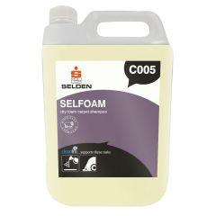 Selden Selfoam D/f Carpet Shampoo 1x5ltr