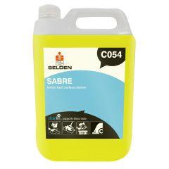 Selden Sabre Rapid Lemon Cleaner 1 X5ltr