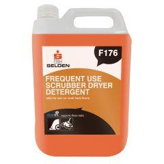 Selden F/u Scrubber Dryer D'gent 1 X5ltr | F176