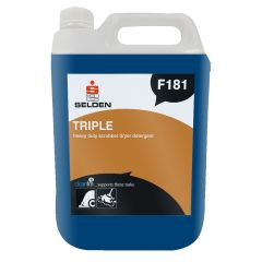 Triple Scrubber Dryer Detergent 1 X 5ltr | F181