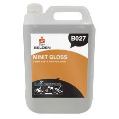 Selden Minit Gloss Polish 1 X 5ltr