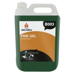 Selden Pine Gel Floor Detergent 1 X 5ltr