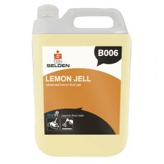 Selden Floor Gel Lemon 1 X 5ltr