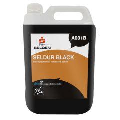 Selden Seldur Black Polish 1 X 5ltr