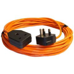 Extension Cable 10m 3 Core Mains Cable | FLX56