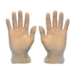 Clear Vinyl Gloves P F Small 1 X 100 | LG035