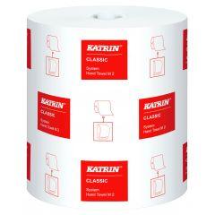 Katrin Classic Towel Roll (w) 2ply X6 | 46010