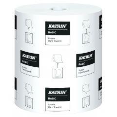 Katrin Basic Towel Roll (w) 1 Ply 6x180m | 46020