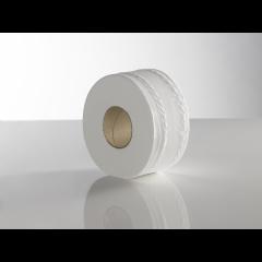 Mini Jumbo Toilet Roll 2ply 76mm X 12 | LC007