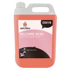 Selden Selcare 50/50 Hand Wash 1 X 5ltr