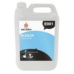 Selden Bleach 5% 1 X 5ltr