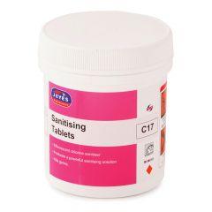 Yc17 Chlorine Tablets Case 6 X 180 Tub | 572020