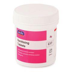 Yc17 Chlorine Tablets Tub 1 X 180 | 572020TUB