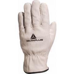 Delta Plus FBN49 Cowhide Leather Grain Glove