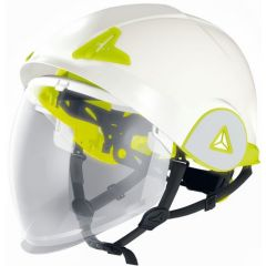 Delta Plus Onyx Dual Shell Safety Helmet with Visor