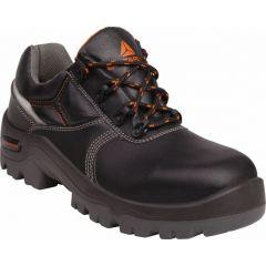 Delta Plus Phocea Water Resistant Split Leather Shoe
