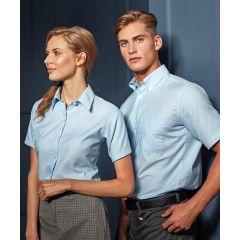 Signature Oxford Short Sleeve ShirtPR236