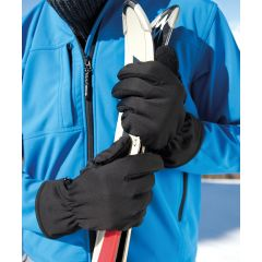 Result Softshell Thermal Gloves R364X