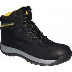 Delta Plus Saga Water Resistant Nubuck Leather Boot