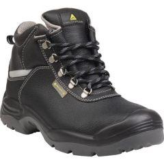 Delta Plus Sault2 Wide Fit Split Leather Boot